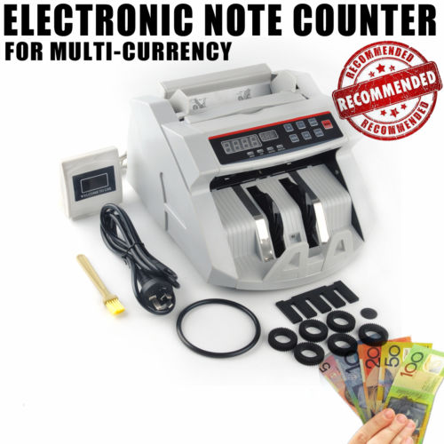 Money/Note/Coin Counter & Sorter