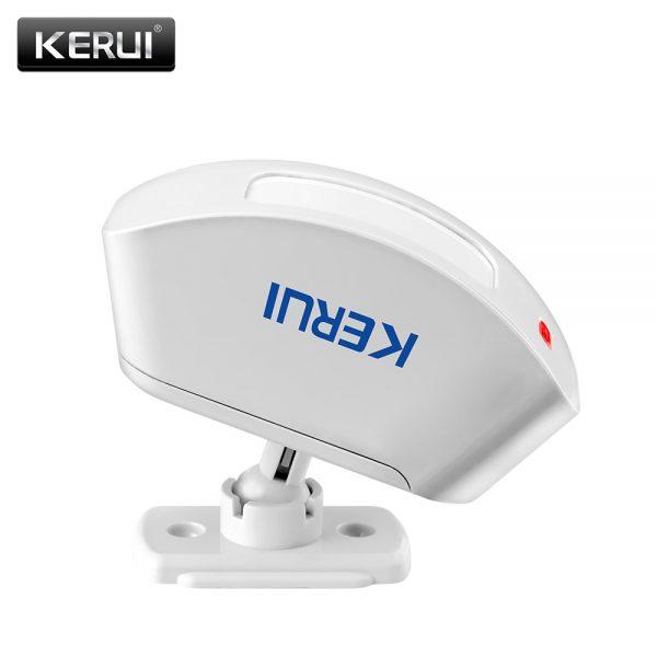KERUI Wireless Curtain Motion Sensor PIR Detector