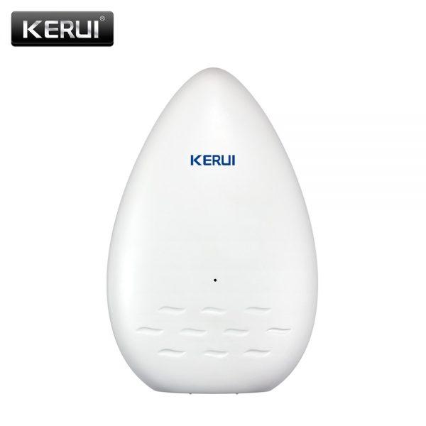 KERUI Flood Detector and Water Leakage Sensor