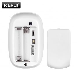 KERUI Wireless Vibration Detector Shock Sensor for Safes 1