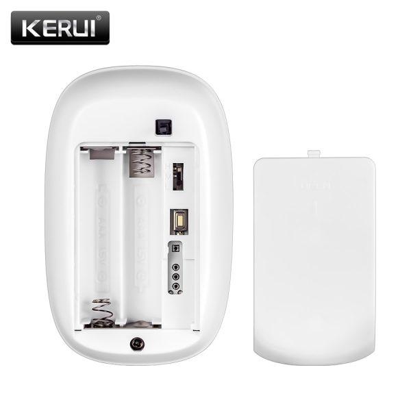 KERUI Wireless Vibration Detector Shock Sensor for Safes 1