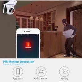 KERUI Wifi Security IP Camera & Baby Monitor 1