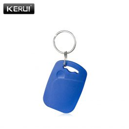 KERUI RFID card to arm/disarm alarm system