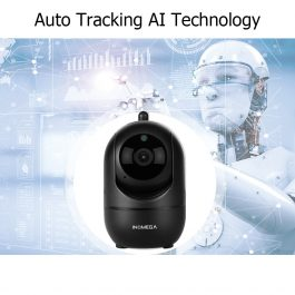 PTZ Security Camera & Baby Monitor - Motion Tracking and 2 way audio communication 1
