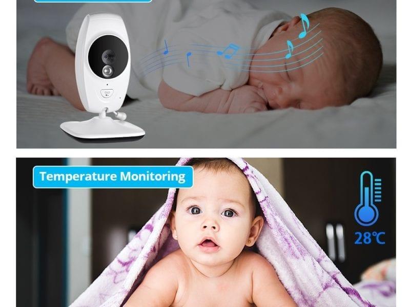 Baby Monitor & Camera