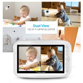Wireless Baby Monitor & camera 1