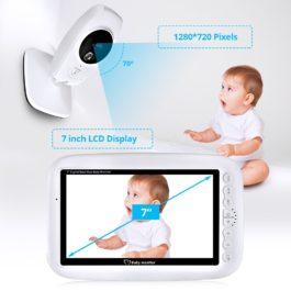 Wireless Baby Monitor & camera