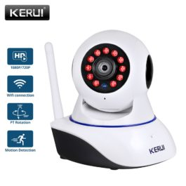 KERUI Wifi Security IP Camera & Baby Monitor