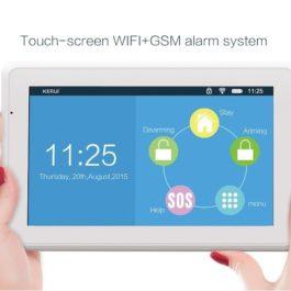 DIY Home Security Wireless Alarm System - Kerui K7 Starter Kit 1