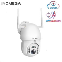 Wireless Auto tracking PTZ Security Surveillance Camera
