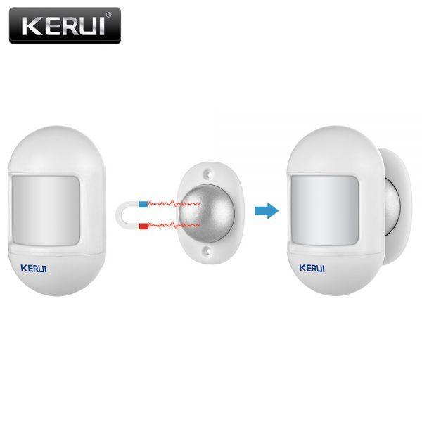 KERUI Wireless Mini PIR Motion Sensor Detector 2
