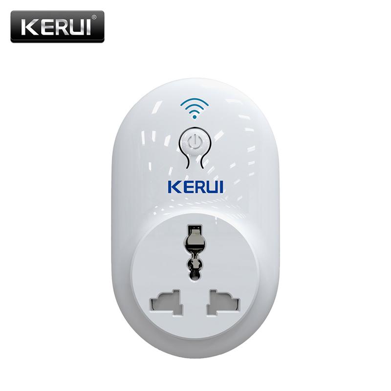 KERUI Smart Power Point Adapter - Wifi app controlled 1