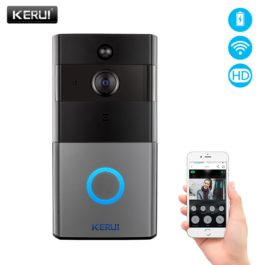 Video Intercom & Doorbell - 2MP 1080P - Wireless WiFi
