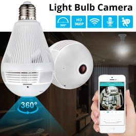 Light Buld Camera