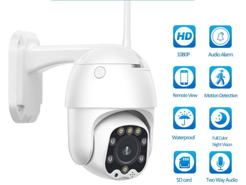 3G/4G Security Cameras