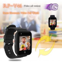 RF-V46 gps tracker 4G smartwatch MT510 - 3G WCDMA GPS Tracker with Two way voice communication - SOS Emergency, panic alarm, duress alarm, hold up alarm, lone worker safety  1