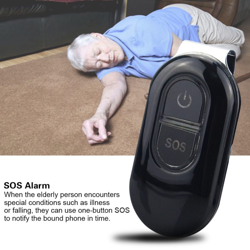 Panic/Duress/Hold Up Alarms
