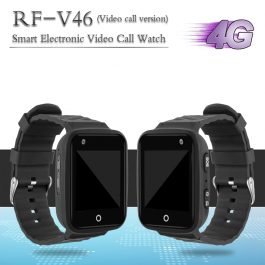 RF-V46 gps tracker 4G smartwatch MT510 - 3G WCDMA GPS Tracker with Two way voice communication - SOS Emergency, panic alarm, duress alarm, hold up alarm, lone worker safety  2