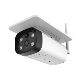 SmartYiBa 4G sim card supported Starlight Night Vision Solar IP Camera Solar Powered Cloud Storage Wire Free PIR Detection 2