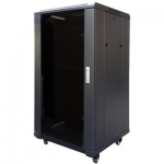 "Securview™ 19 Inch Free-standing Data Cabinets are ideal for IT server rooms and audio equipment. They are standardised for compatibility any 19"" rack mounted systems."