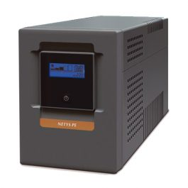 The UPS2000VA is a line-interactive Uninterruptible Power Supply (UPS) that provides backup power to your security devices in the case of a power outage.