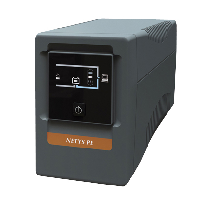 The UPS650VA is a line-interactive Uninterruptible Power Supply (UPS) that provides backup power to your security devices in the case of a power outage.