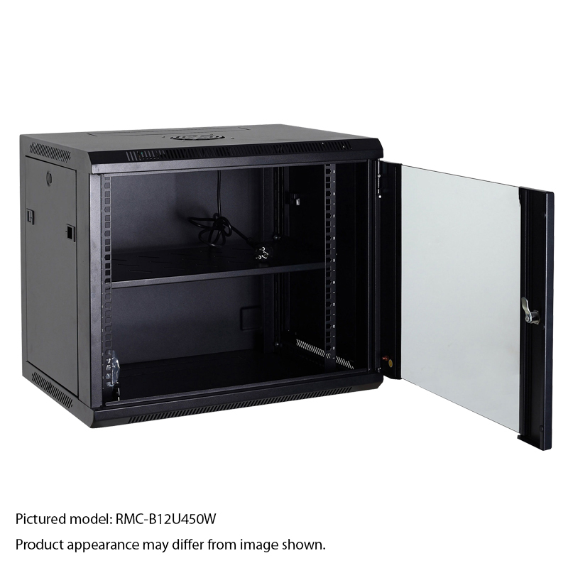 VIP Vision™ data cabinets are ideal for IT server rooms and audio equipment