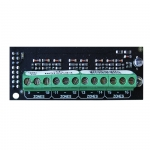 Designed to expand the original 8 zones to 16 (all onboard) by simply plugging it directly onto the main panel.