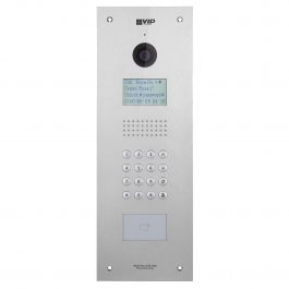 The INTIPADSC is an outdoors video intercom solution