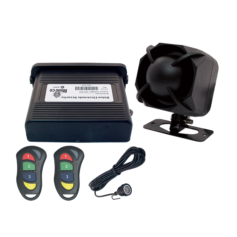 The Rhino RAV324V is one of our top quality Australian Standards Approved car alarm. It has been engineered to the highest specifications to give you the ultimate in car security.