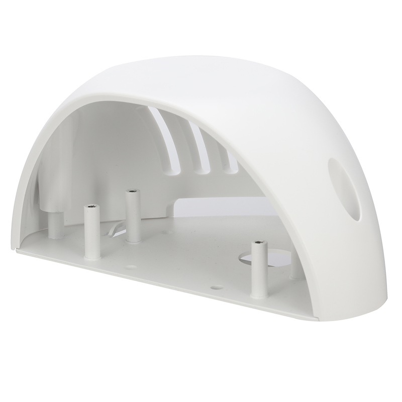 SPCC & PC auto guard for use with mobile dome camera.
