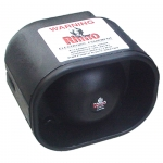 Coded siren for use strictly with Rhino RA & JAG alarm systems.