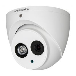 Double your image resolution with the Watchguard range of compact HDCVI cameras. Stream in real-time at 720p HD with this weather resistant