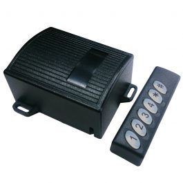 The IM007 is a keypad engine immobiliser that provides protection against key theft