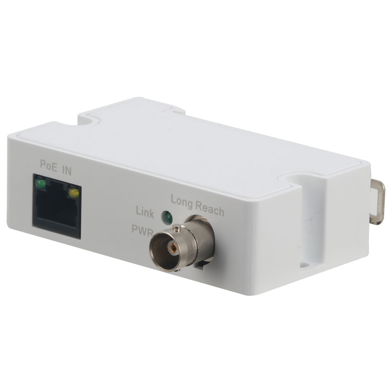 Convert network connections running over coaxial cable back to RJ45 with the VSEOC-ARX. With these converters