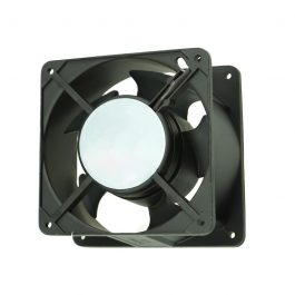 Pack of 2 cooling fans