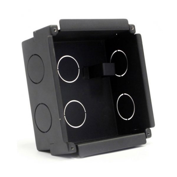 The INTIPRDSVW-FMA is a metal flush mount box for use with INTIPRDSVW.
