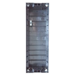 IP intercom apartment door station flush mounting box for INTIPADSB and INTIPADSC.