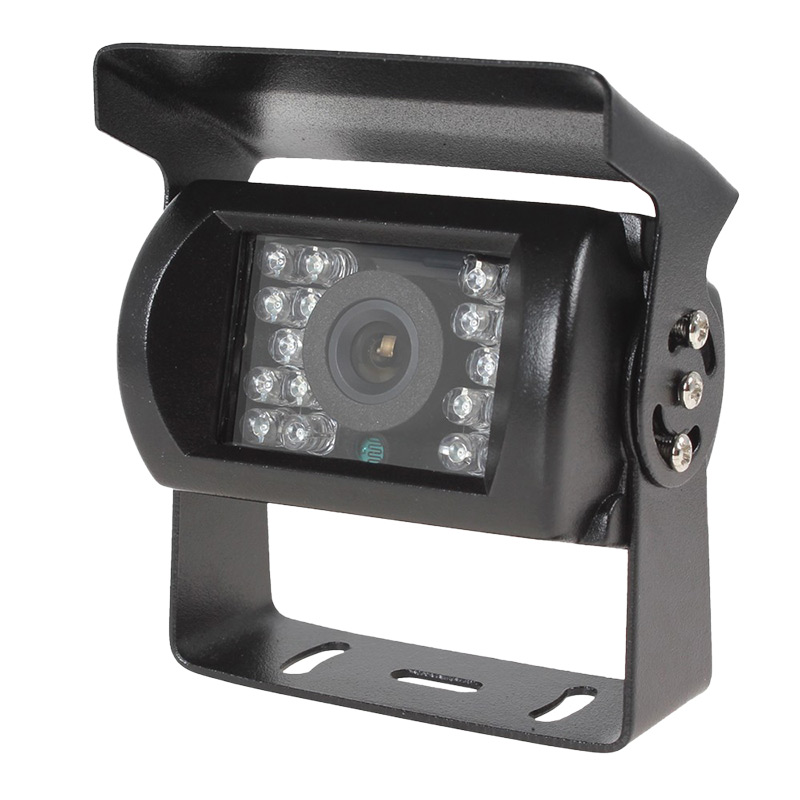 The RHINO™ MSCAM Series of professional vehicle reverse cameras comprises intuitively designed cameras built for demanding weather environments. Each model features an innovative bracket for optimal installation and some feature infrared LEDs for night vision performance. The series is ideal for every day driving and also large fleets of trucks and buses.