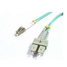 Fibre Optic 10m 10GB LC-SC Multimode Duplex Cable