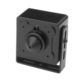 These IP pinhole cameras are designed for discreet/covert surveillance applications and are ideal for use at controlled ingress points