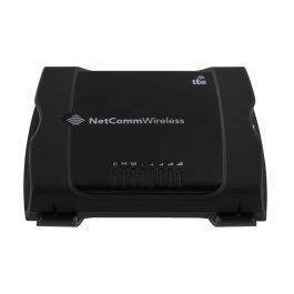 This intelligent NetComm Wireless 4G WiFi M2M Router (NTC-140W-02) provides real-time M2M (Machine-to-Machine) data connectivity. It creates reliable point-to-point or point-to-multi-point WAN connections for a variety of mission critical applications such as primary broadband