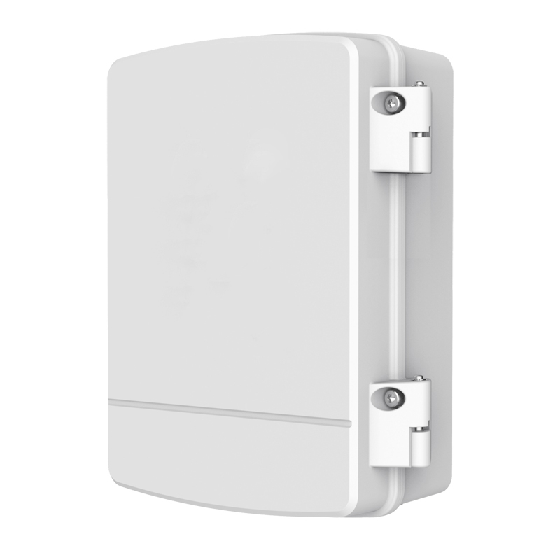 The VSBKTA141 is an outdoors aluminium & SECC power box.