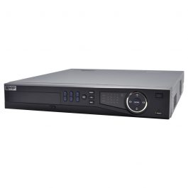 The VIP Vision NVR24PRO6 is a 24 channel network video recorder