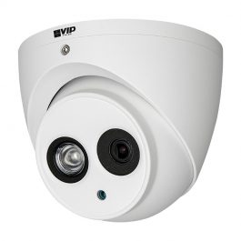 Experience new standard in fixed lens IP surveillance from VIP Vision. Stream full HD 1080p resolution up to 50fps using the latest H.265 video compression technology for the best in bandwidth/storage efficiency. This full-featured professional dome performs even in challenging lighting conditions