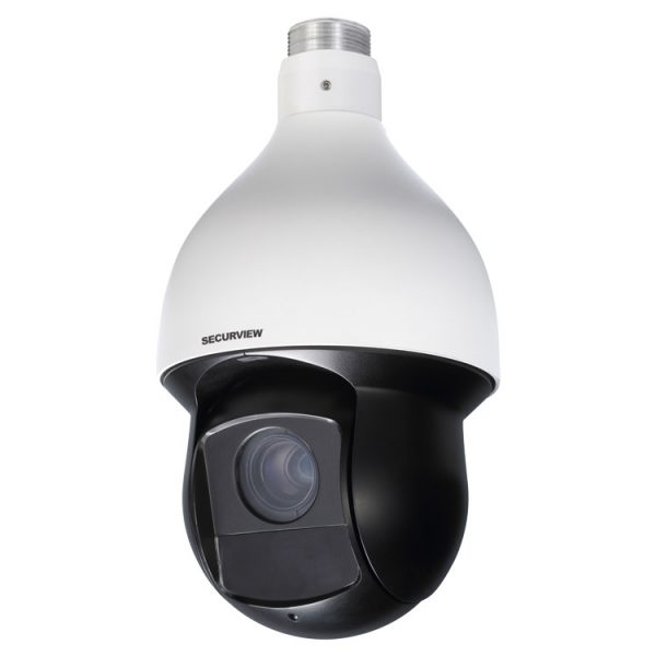 Every moment captured with the Securview HDCVI PTZ series. The VSCVI2MPPTZIRV2 features superior colour rendering in low light conditions