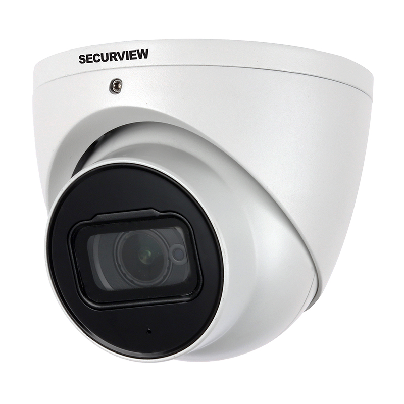 The VSCVI-8DIRG offers high performance surveillance over coax in a compact body. Deliver perfect evidence in challenging conditions with weather resistance for outdoor use