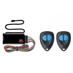 • Adds remote control functions to existing key-operated central locking