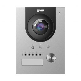 The INTIPRDSG is a single channel video intercom solution ideal for homes and single-premises buildings. This door station features a 2.0MP camera