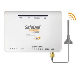 Solve your NBN alarm monitoring problems with the SafeDial Wireless GL453GIP Contact ID to 3G Communicator. This enables you to instantly connect your dialer alarm panel to your central station via the Telstra 3G mobile network. This unit also requires no extra equipment at the control room and you can carry over your existing 1345 number.